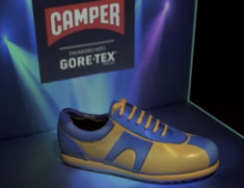Mapping Camper Goretex